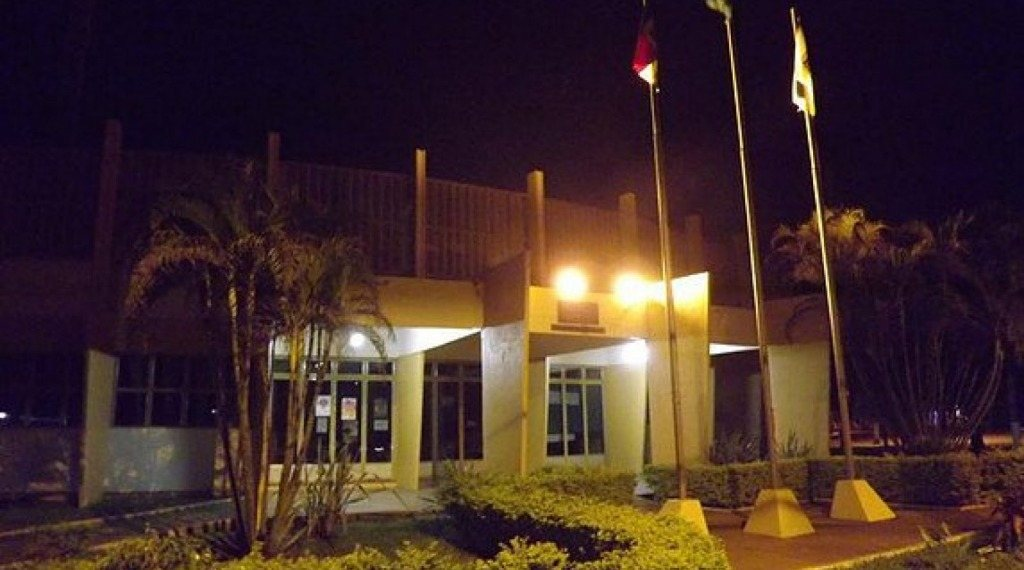 PREFEITURA MUNICIPAL - Sede do Governo Municipal leva o nome do ex-prefeito e um dos que lutaram pela emancipação de Bossoroca, João Cândido Dutra.